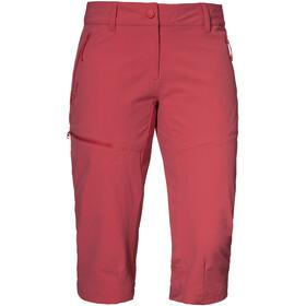Schöffel Caracas2 Bukser korte Damer, rød